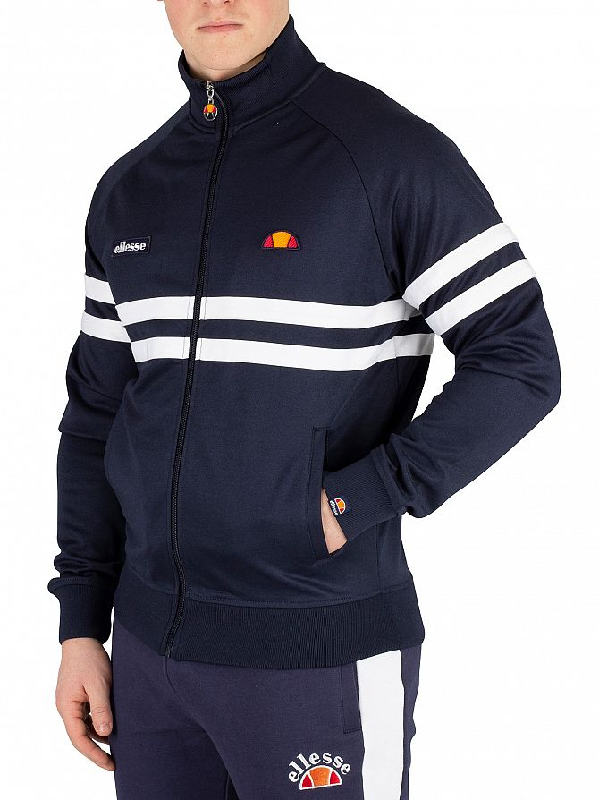 Ellesse Navy Rimini Track Jacket