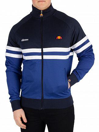 Ellesse Blue Rimini Track Jacket