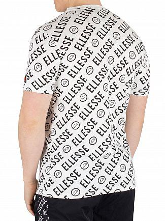 Ellesse White Rodi T-Shirt