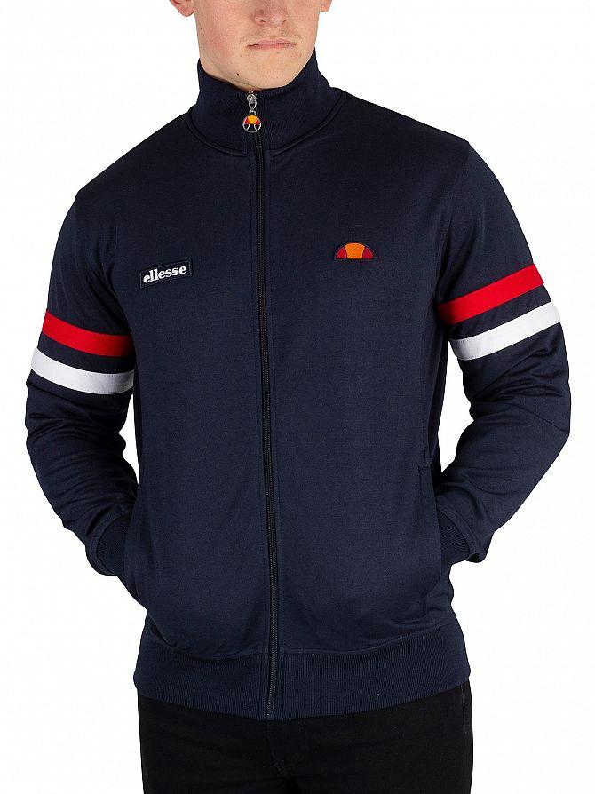 Ellesse Navy Roma Track Jacket