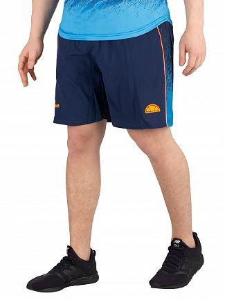 Ellesse Navy Salva Sport Shorts