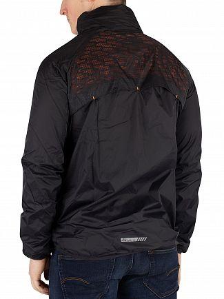 Ellesse Black Sicula Jacket