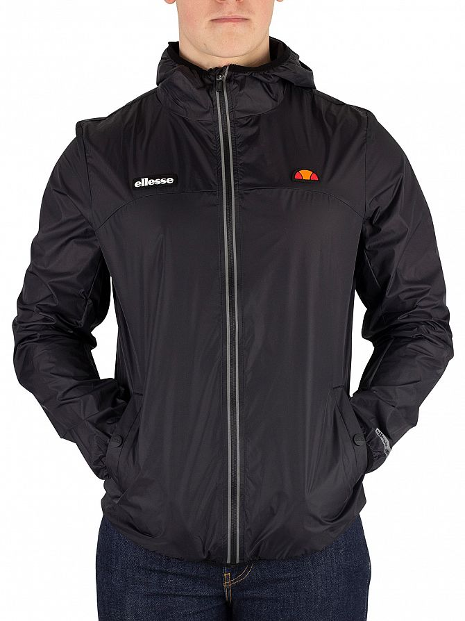 Ellesse Black Sortoni Jacket