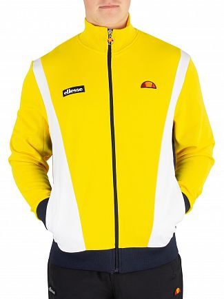 Ellesse Yellow Vilas Track Jacket