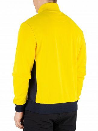 Ellesse Yellow Vilas Track Jacket
