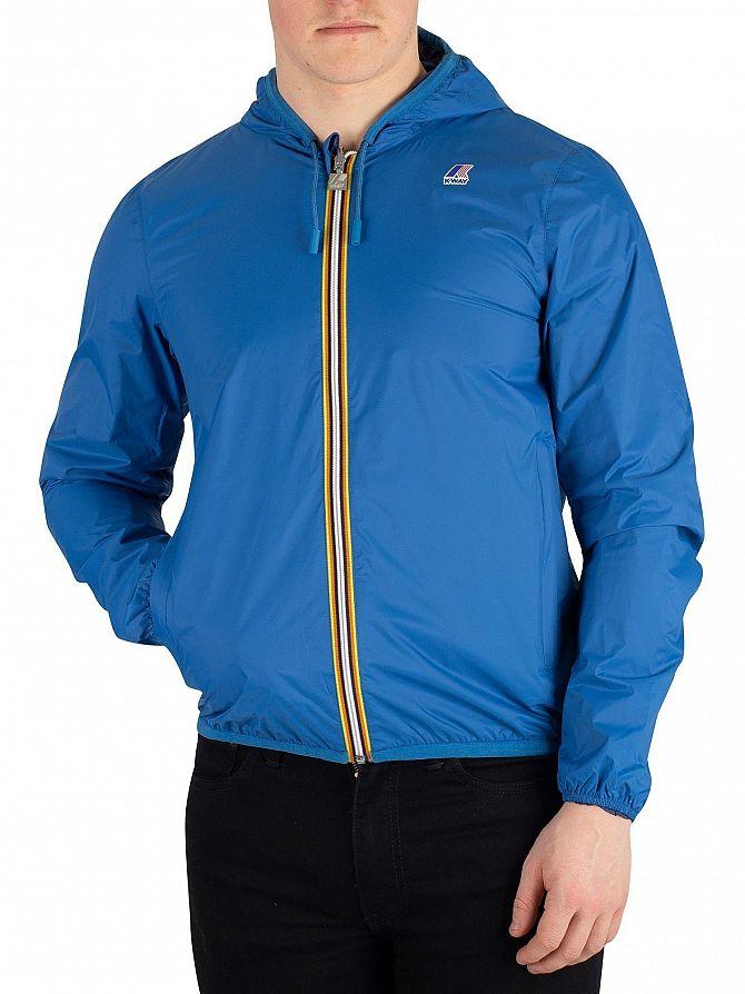 K-Way Blue/Navy Jacques Reversible Plus Double Jacket