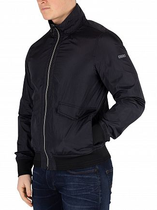 Scotch & Soda Black Classic Short Jacket