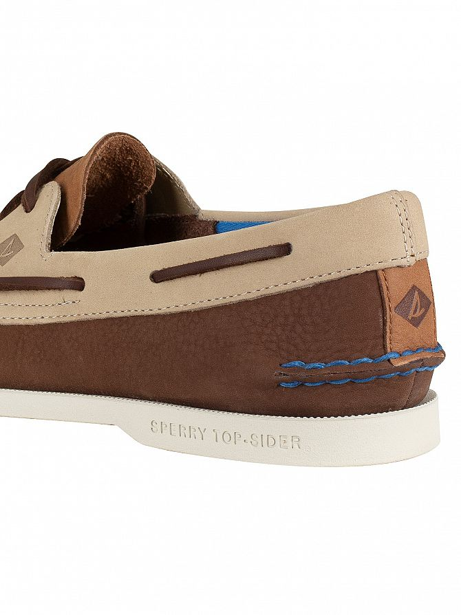 e4fcbd2a6b51b Sperry Top-Sider Men s A O 2- Eye Plush Washable Boat Shoes