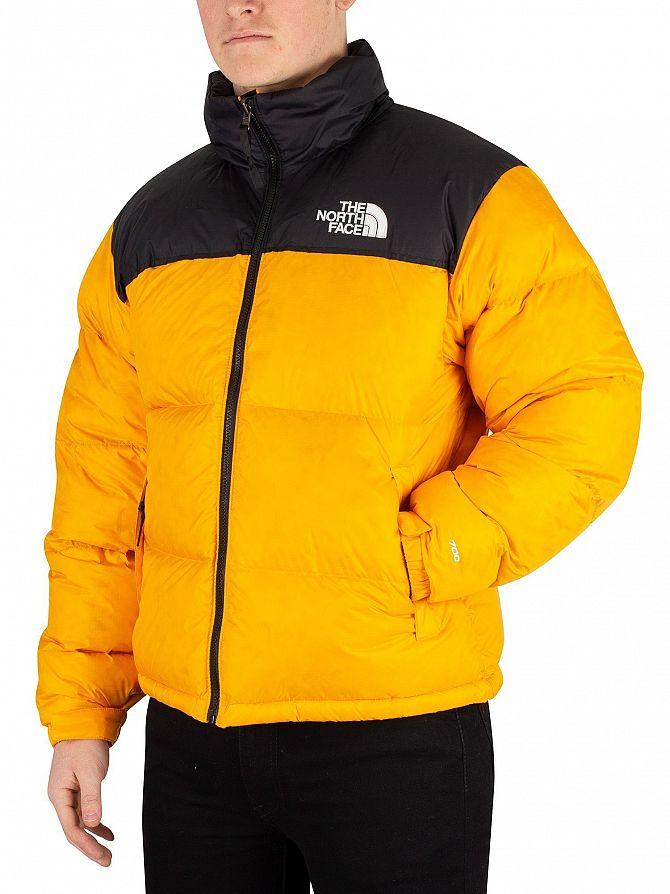 The North Face Zinnia Orange 1996 Retro Nuptse Jacket