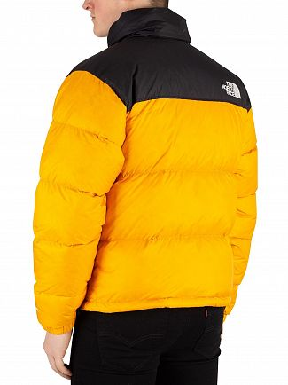 The North Face Zinnia Orange 1996 Retro Nuptse Jacket