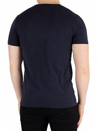 Tommy Hilfiger Sky Captain Stripe Hilfiger T-Shirt
