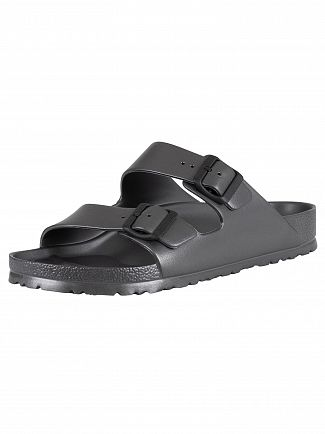 Birkenstock Anthracite Arizona EVA Sandals
