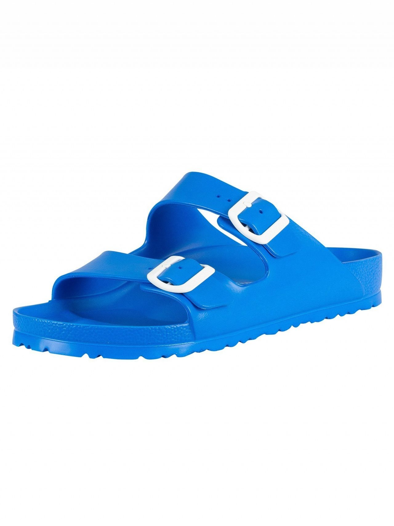 b30c7d59d514 Birkenstock Scuba Blue Arizona EVA Sandals