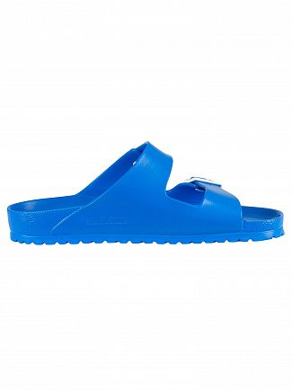 Birkenstock Scuba Blue Arizona EVA Sandals