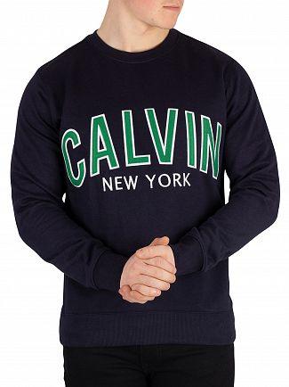 Calvin Klein Jeans Night Sky Graphic Sweatshirt