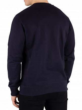 Calvin Klein Jeans Night Sky Graphic Sweatshirt