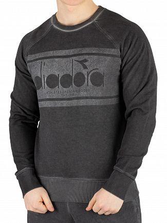 Diadora Black Spectra Sweatshirt