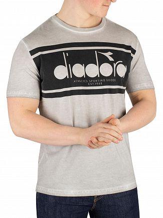 Diadora Grey Alaska Spectra T-Shirt