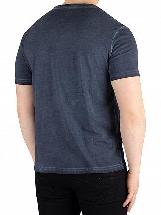 Diadora Blue Denim Spectra T-Shirt