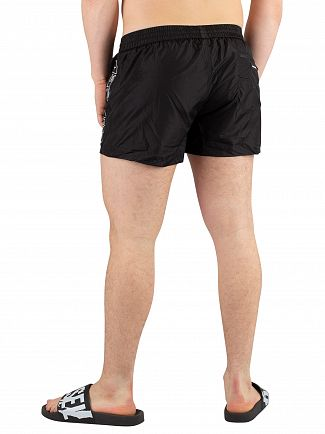 Diesel Black Sandy Swimshorts