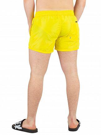Diesel Yellow Sandy Swimshorts