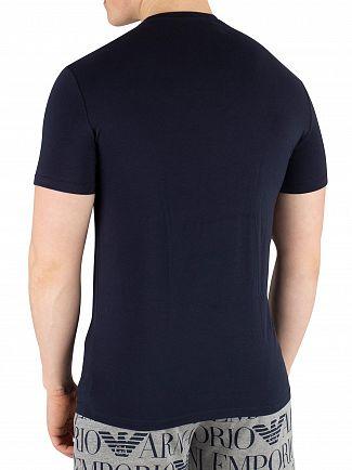 Emporio Armani Marine Crew Neck T-Shirt