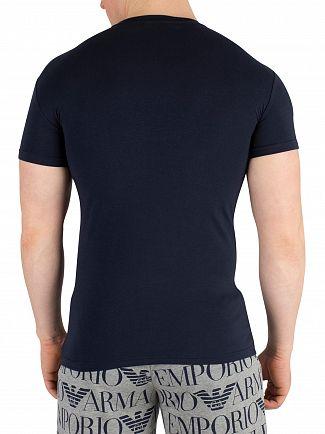 Emporio Armani Marine Megalogo T-Shirt