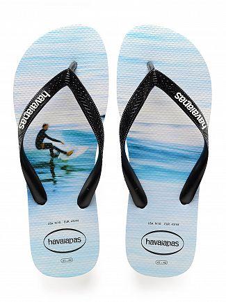 Havaianas Wave Hype Flip Flops