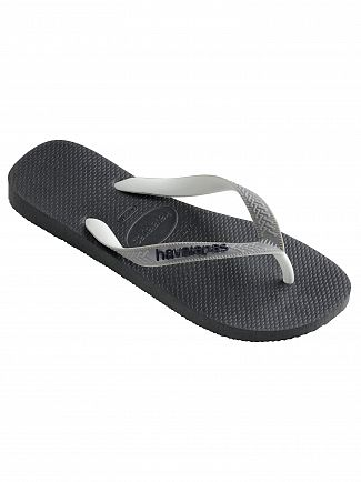 Havaianas Graphite Grey Top Mix Flip Flops