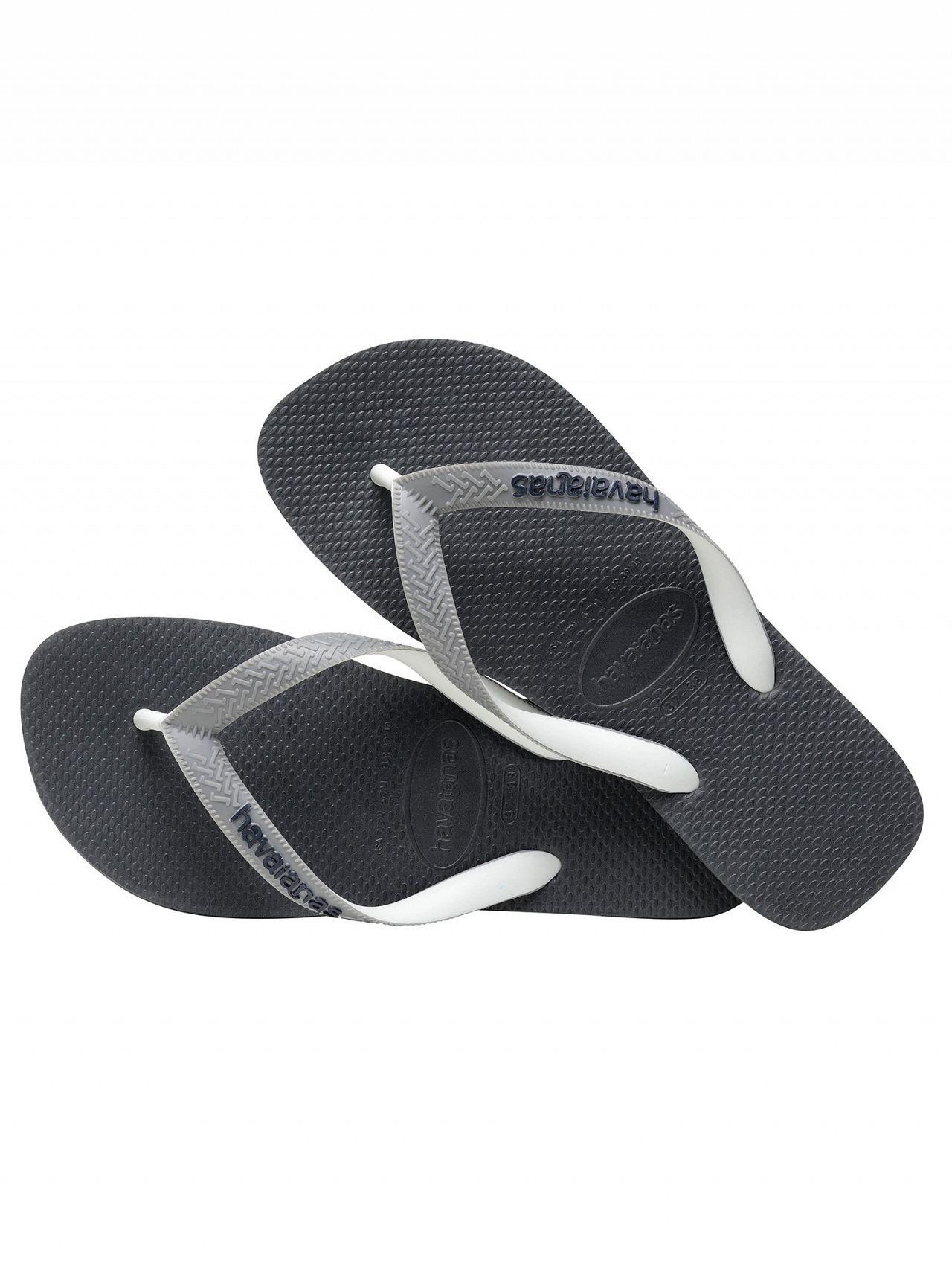 d0703dfd1 Havaianas Graphite Grey Top Mix Flip Flops
