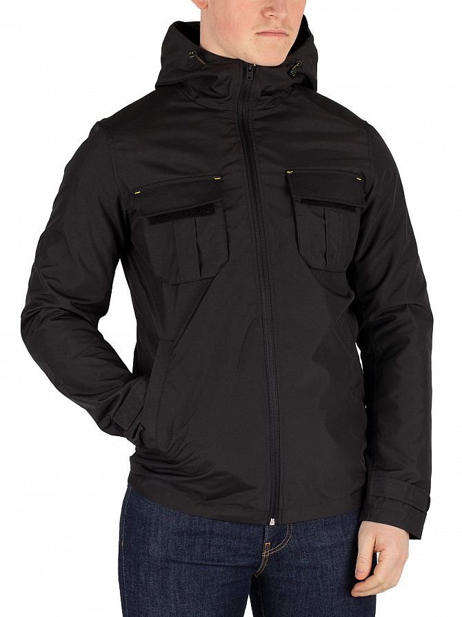 Jack & Jones Black Walter Jacket