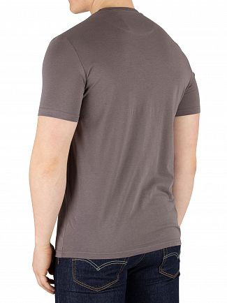 Lyle & Scott Pelican Grey Crew Neck T-Shirt