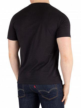 Lyle & Scott True Black Logo T-Shirt