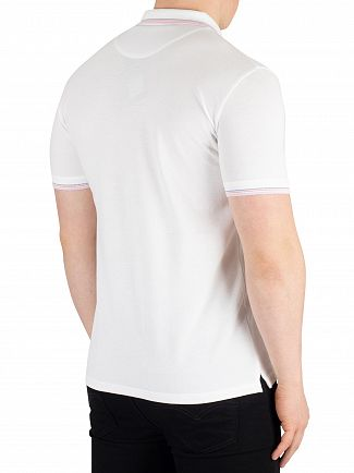 Lyle & Scott White Tipped Poloshirt