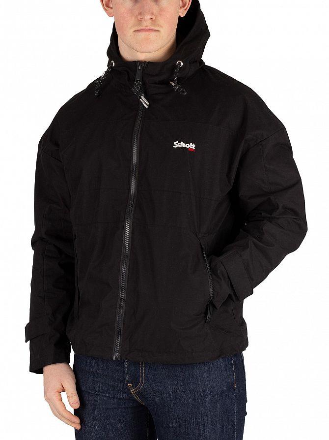 Schott Black Florida Jacket