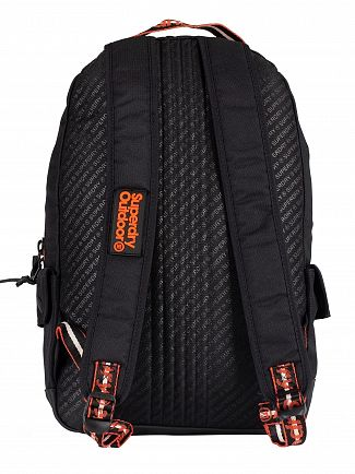 Superdry Black Boy Montana Bag