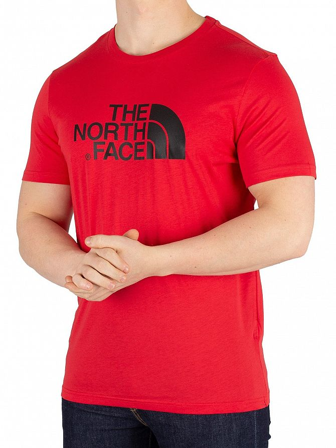 The North Face Salsa Red Easy T-Shirt