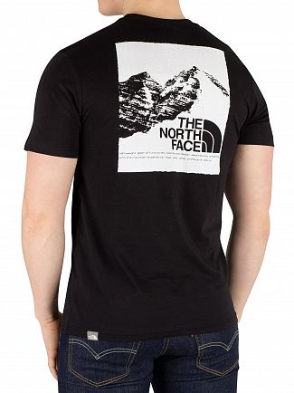 The North Face Black Graphic T-Shirt