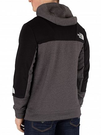 The North Face Grey Heather Pullover Hoodie