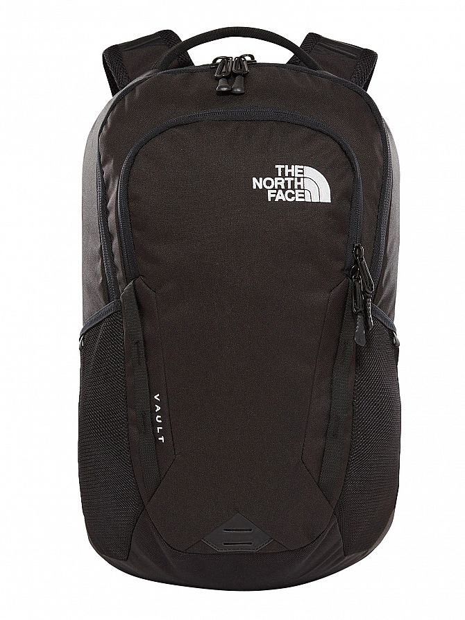 The North Face Black Vault Backpack