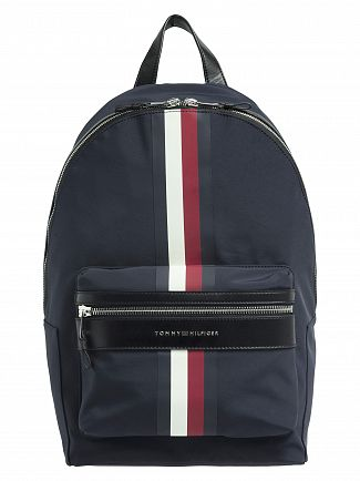 Tommy Hilfiger Navy Elevated Backpack