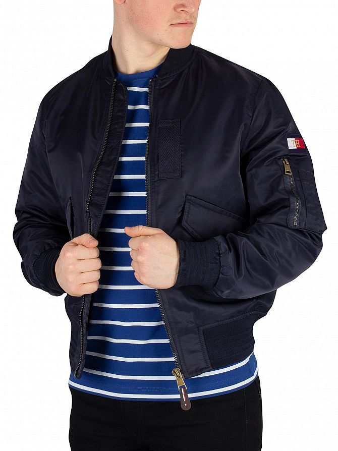 Tommy Hilfiger Sky Captain Icon Bomber Jacket