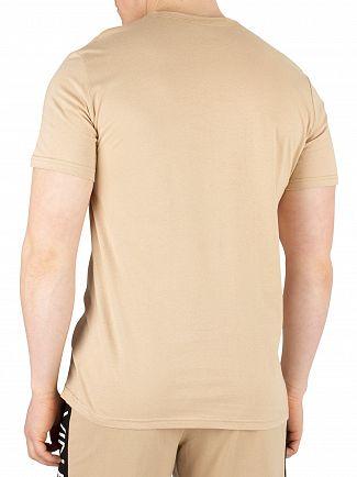 Calvin Klein Alpaca Crew Neck T-Shirt
