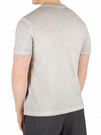 Diadora Grey Alaska Graphic T-Shirt
