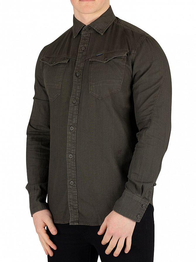 G-Star Asfalt Arc 3D Slim Shirt