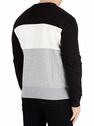 G-Star Grey Heather Graphic 17 Core Sweatshirt