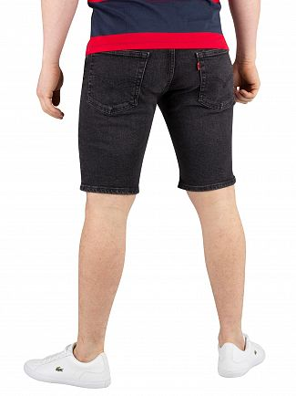Levi's Lorimer 502 Taper Hemmed Shorts