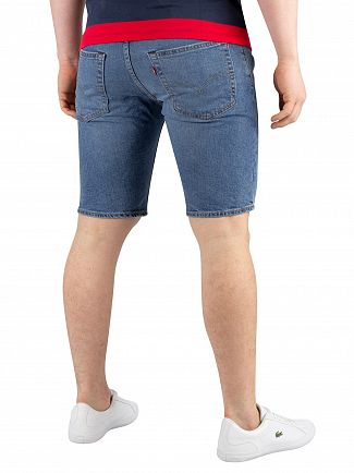 Levi's Harbour 502 Taper Hemmed Shorts