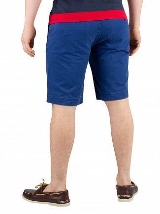 Levi's Spirit Blue Soft 502 True Chino Shorts