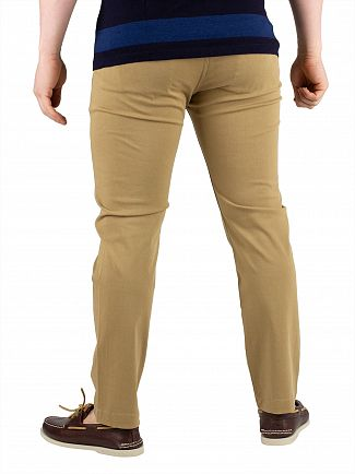 Levi's Harvest Gold Wonderknit 502 True Chinos